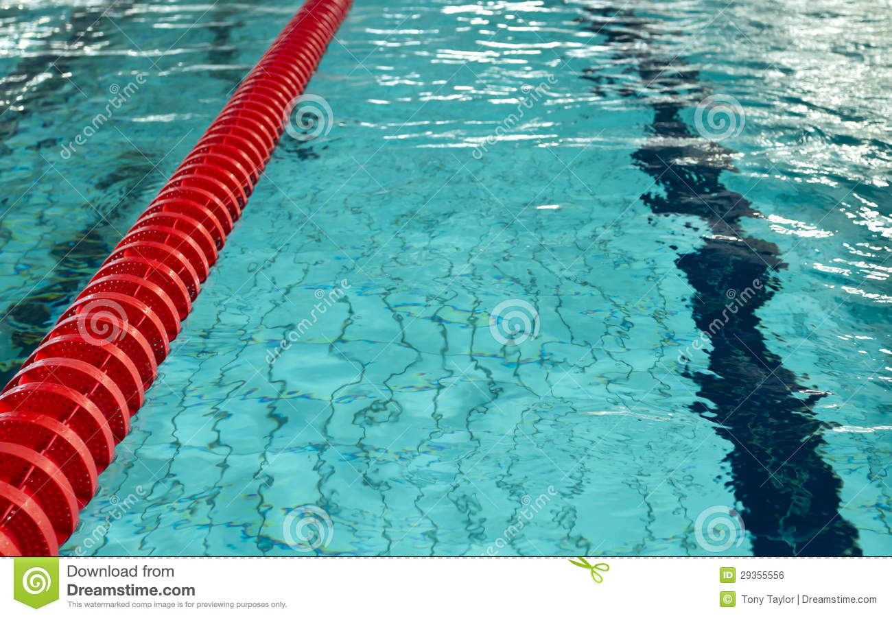 Empty swimming pool lane royalty free stock image image for Empty swimming pool