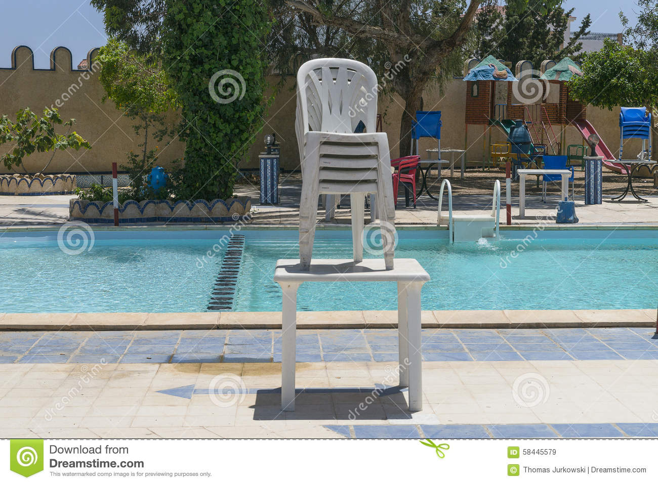 Empty swimming pool stock photo image 58445579 for Empty swimming pool