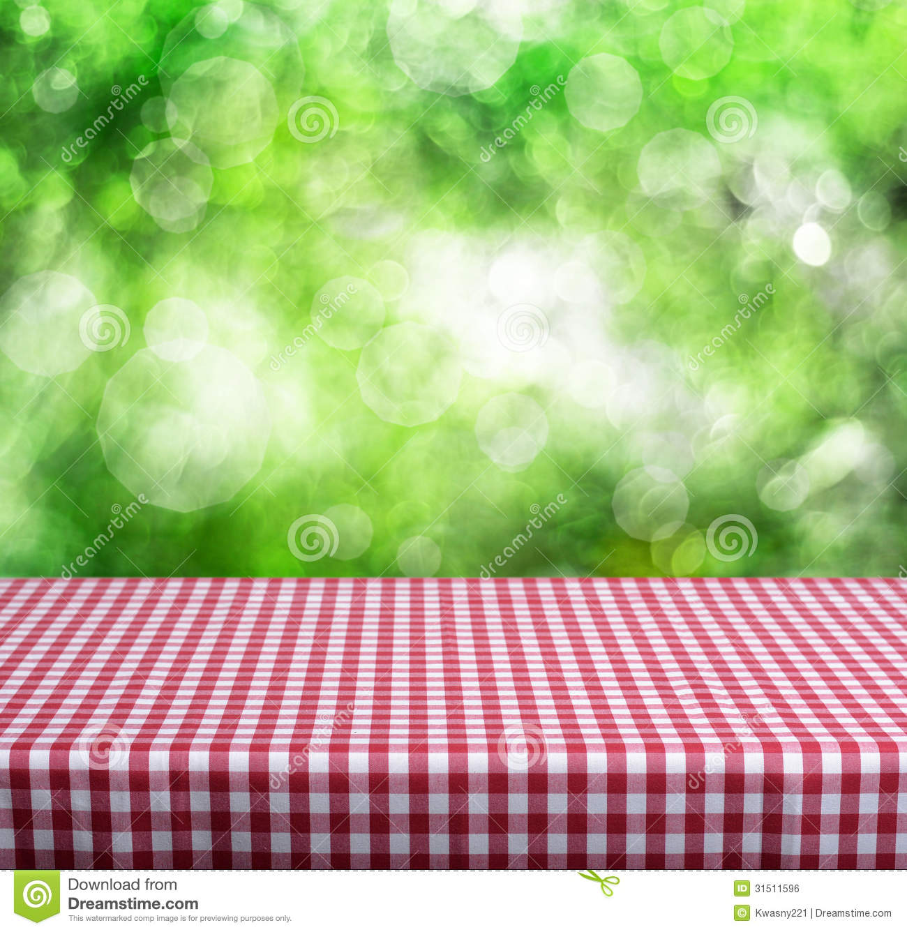 Empty Table Royalty Free Stock Image Image 31511596