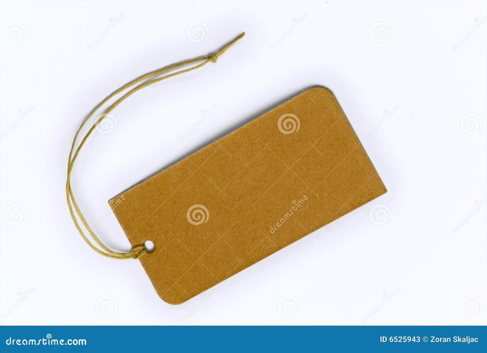 Empty tag gebunden mit Zeichenkette