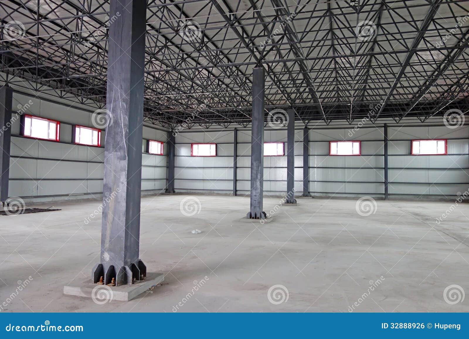 empty warehouse royalty free stock image image 32888926