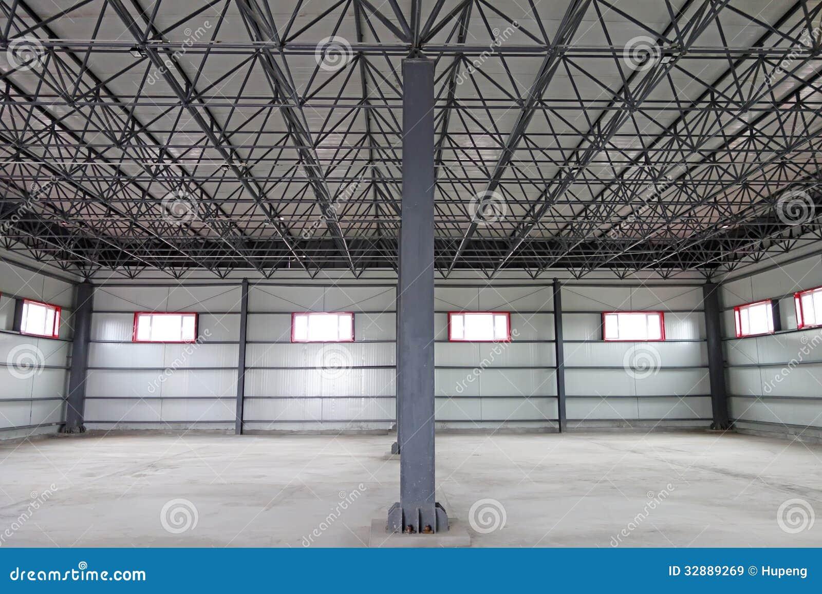 empty warehouse royalty free stock images image 32889269