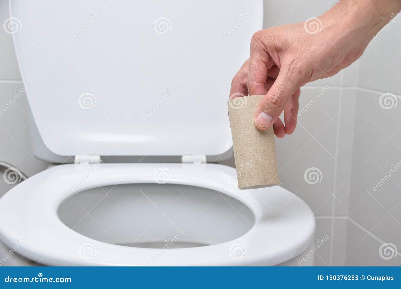 Groovy Empty Wc Paper Over Toilet Bowl Stock Image Image Of Fresh Spiritservingveterans Wood Chair Design Ideas Spiritservingveteransorg