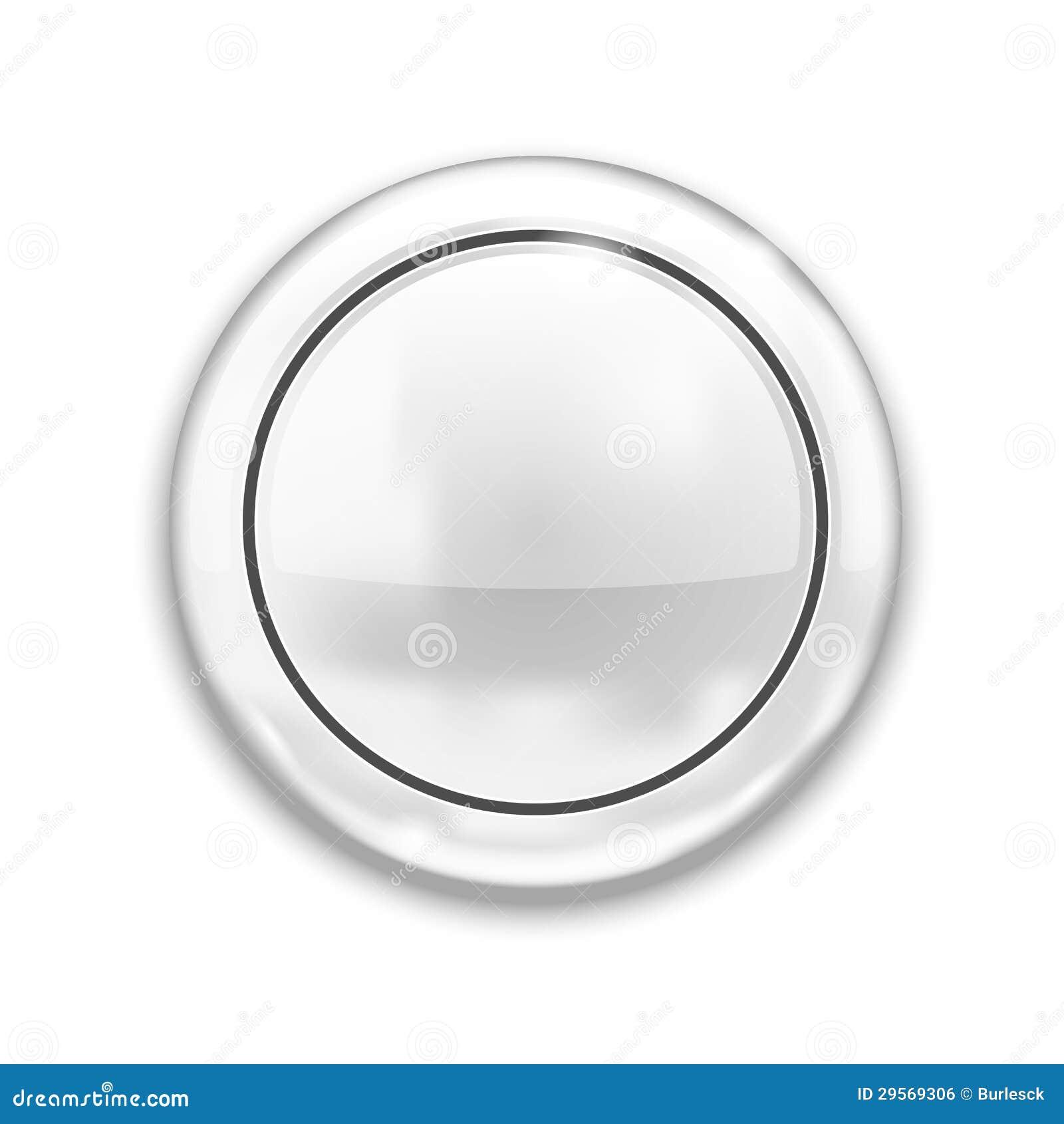 Кнопка белая раскраска заказать