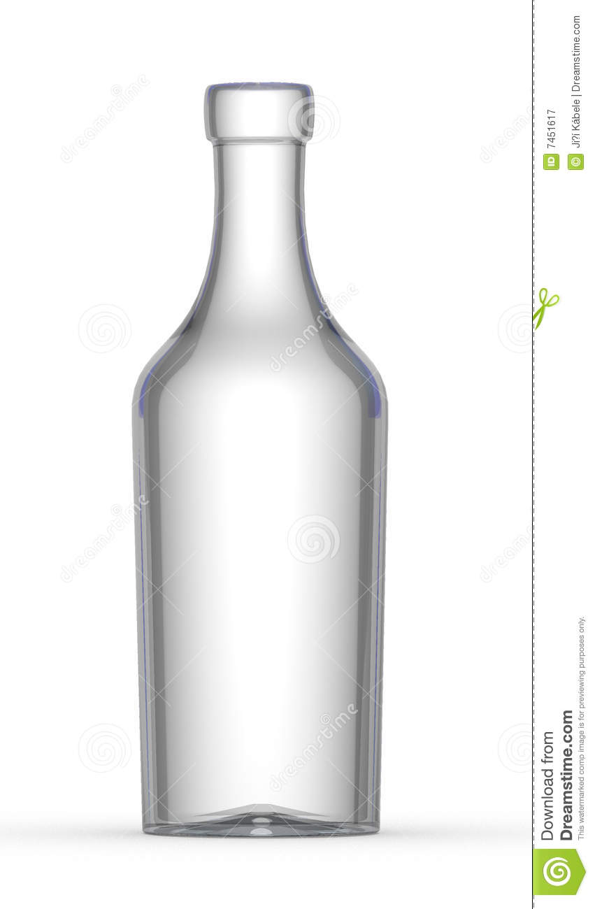 Empty wine bottle royalty free stock photography image for What to do with a wine bottle