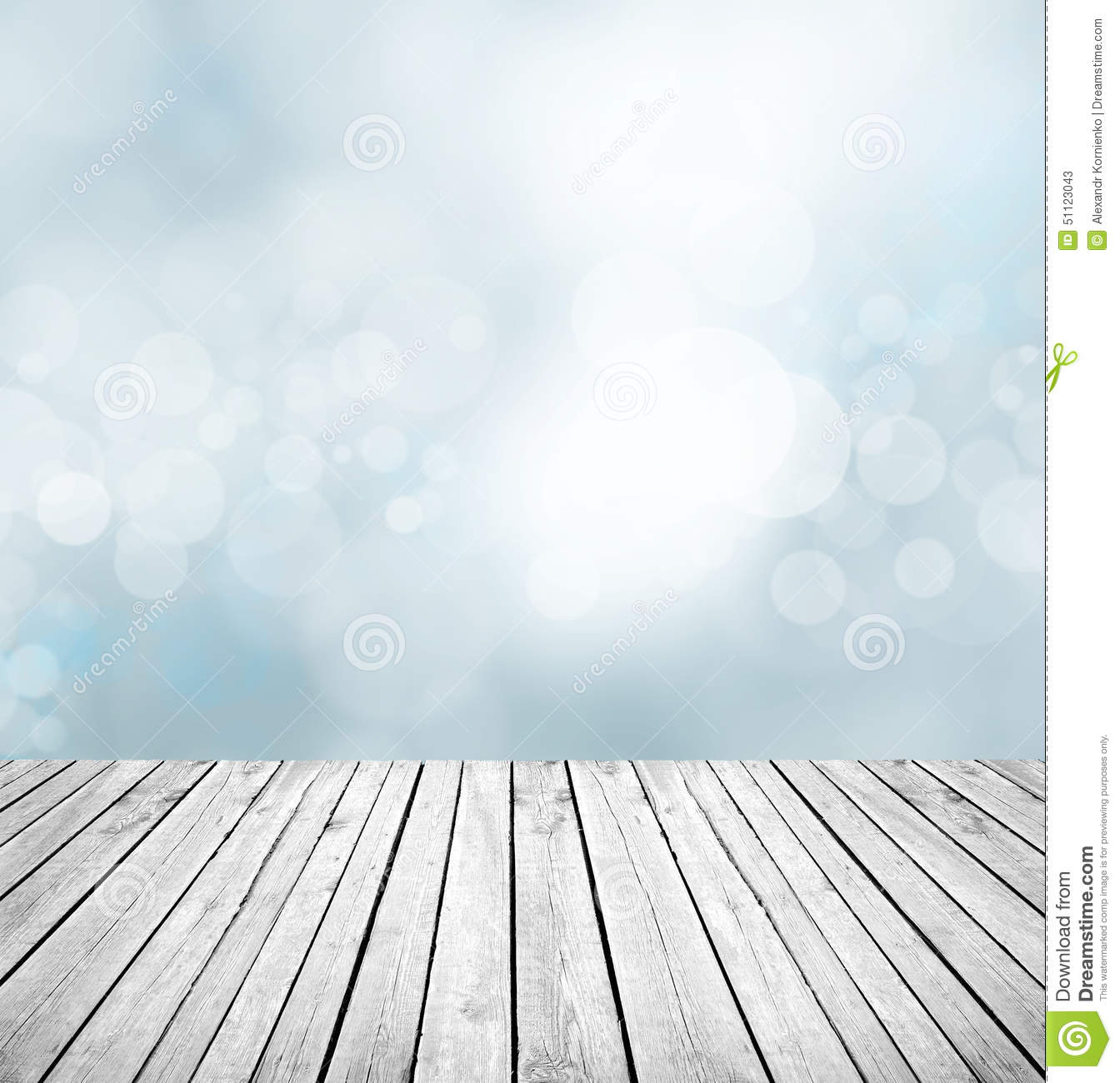 Empty Wooden Counter Background Stock Photo Image 51123043