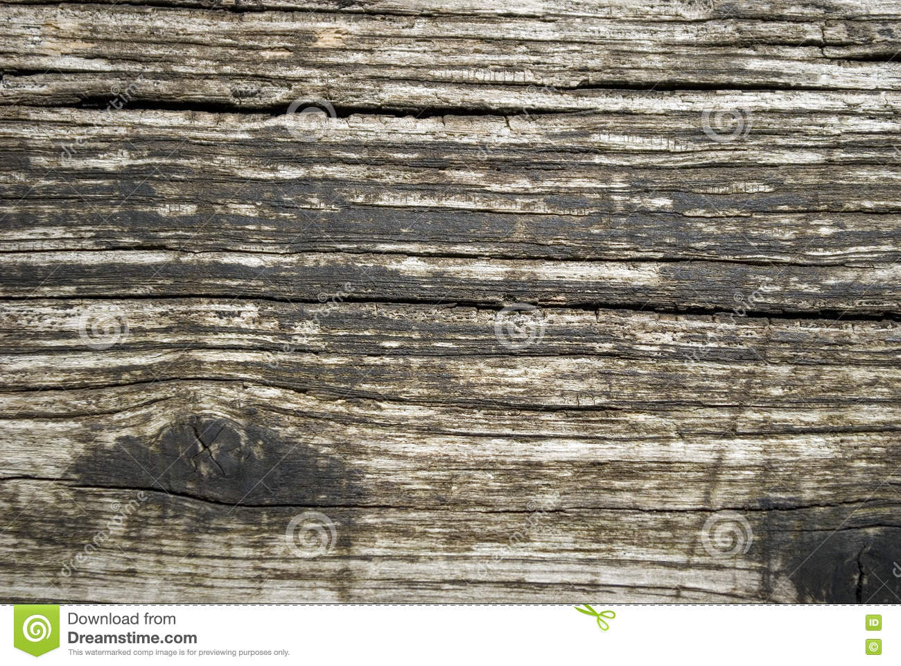 Empty wooden deck table texture