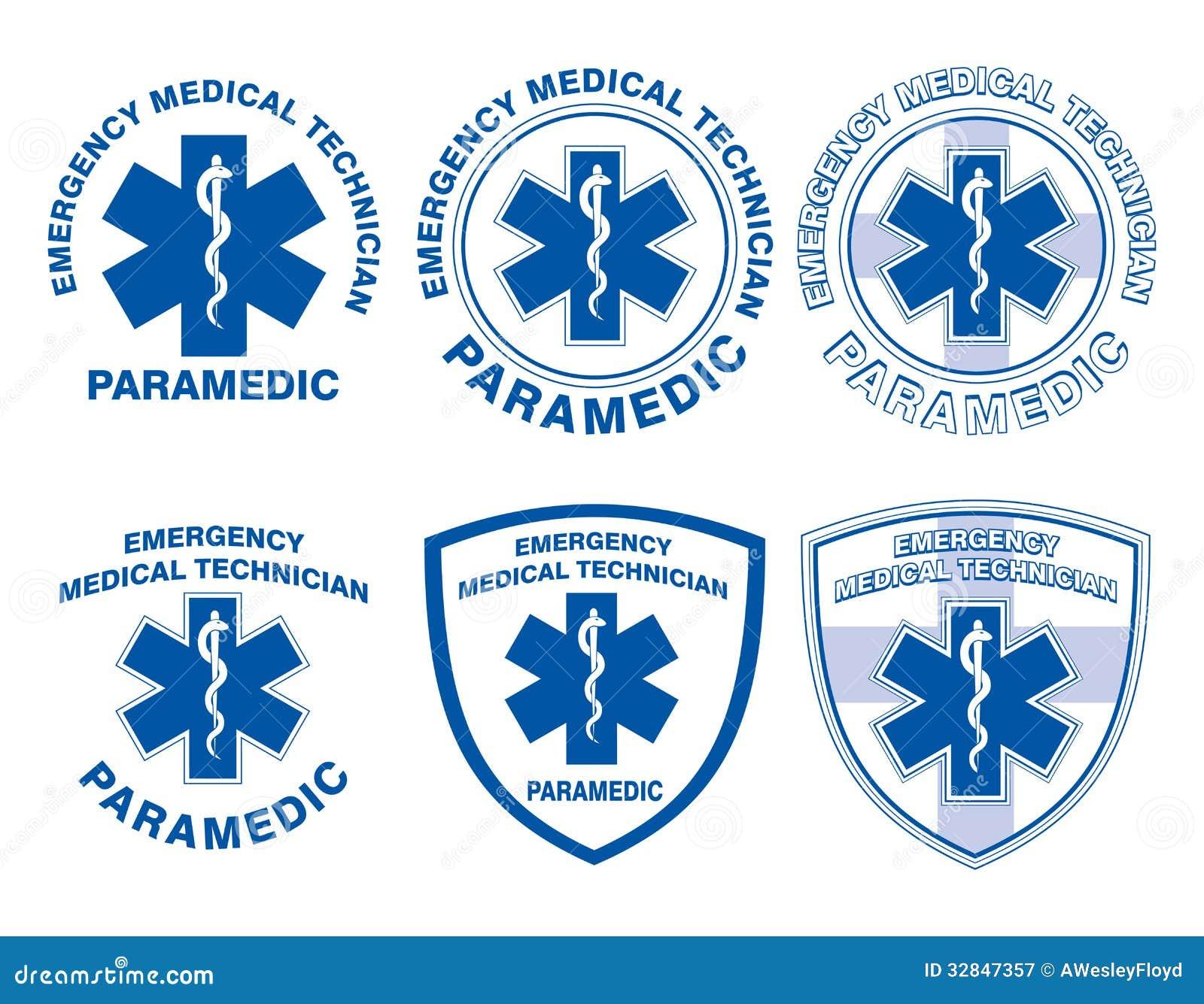 EMT-Sanitäter Medical Designs Lizenzfreie Stockfotografie - Bild ... | {Sanitäter symbol 73}
