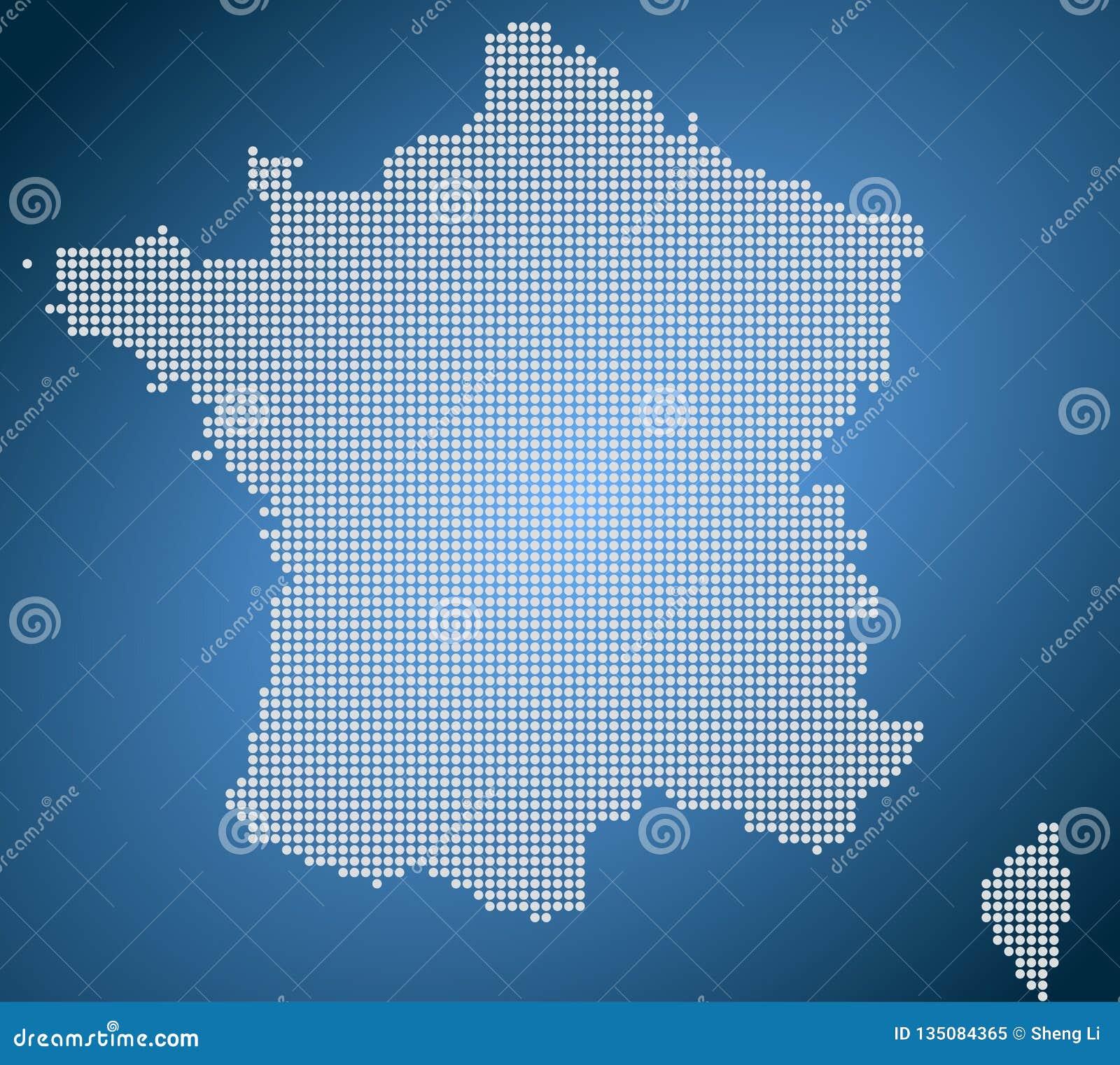 En översikt av Frankrike, PIXEL