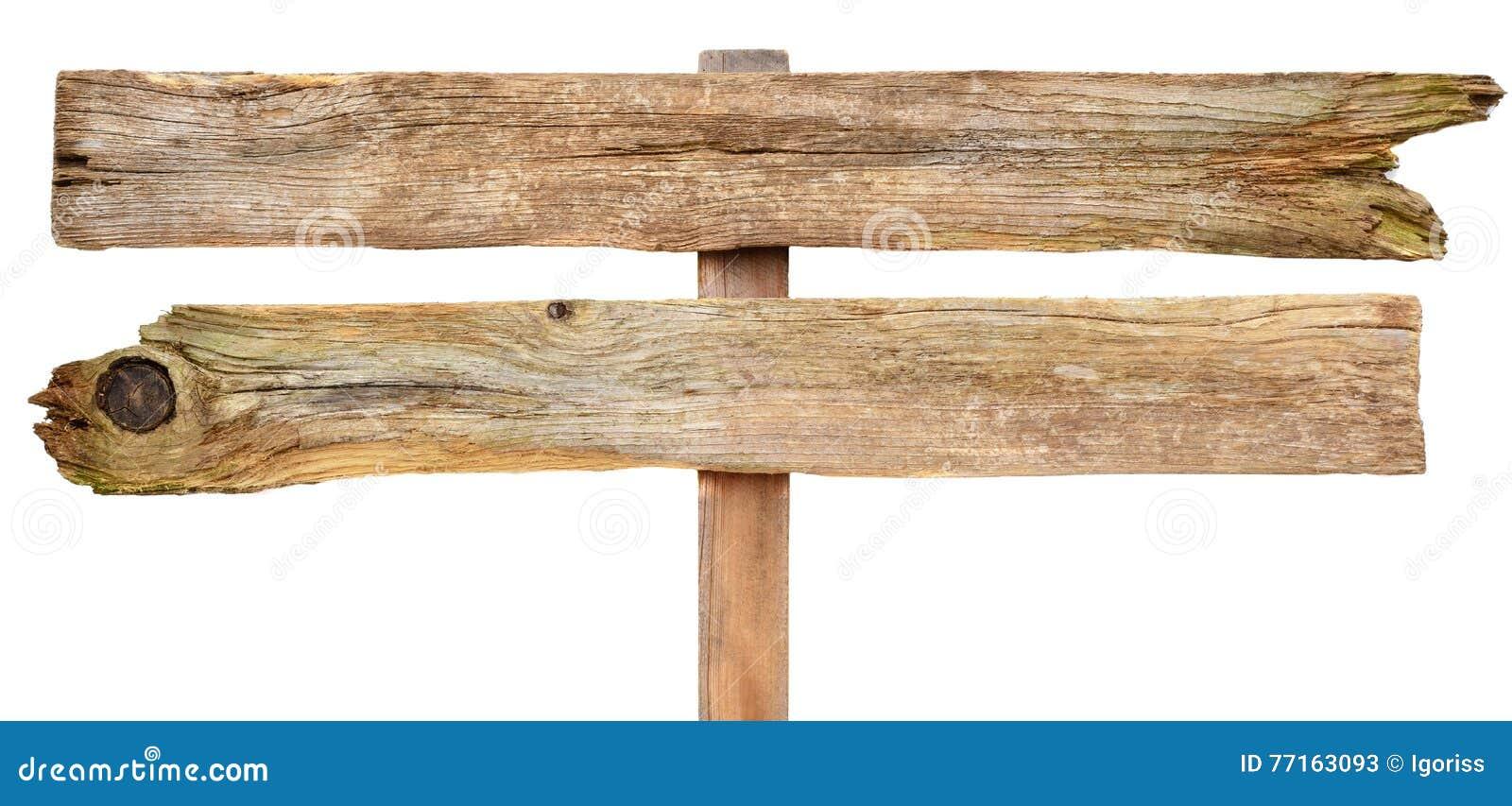 En bois connectez-vous le blanc