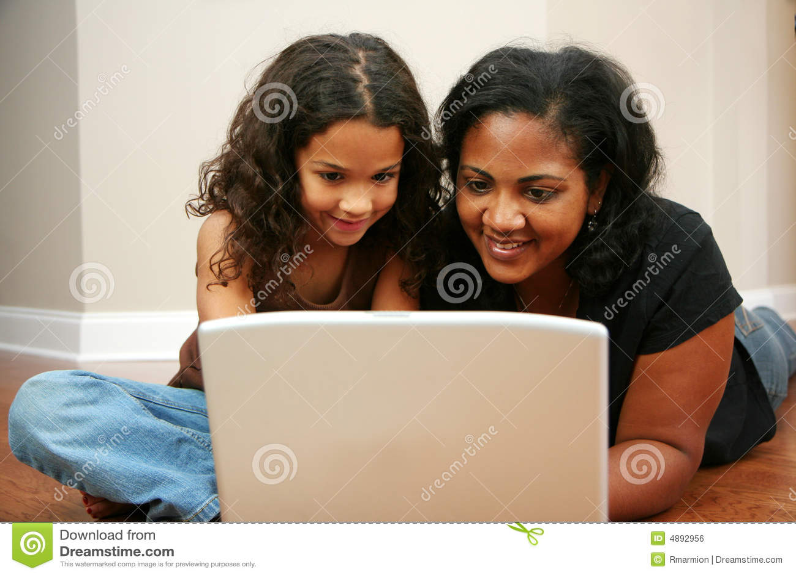 En el ordenador