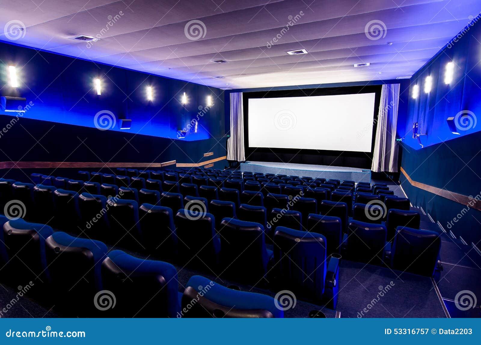 En el teatro del cine