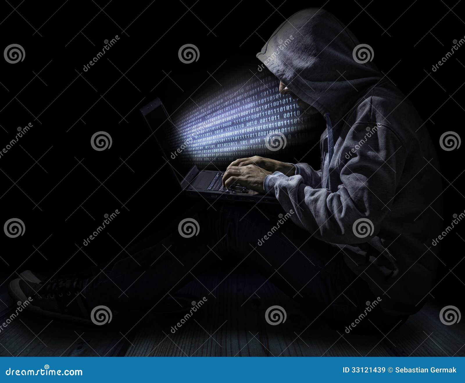 En hacker