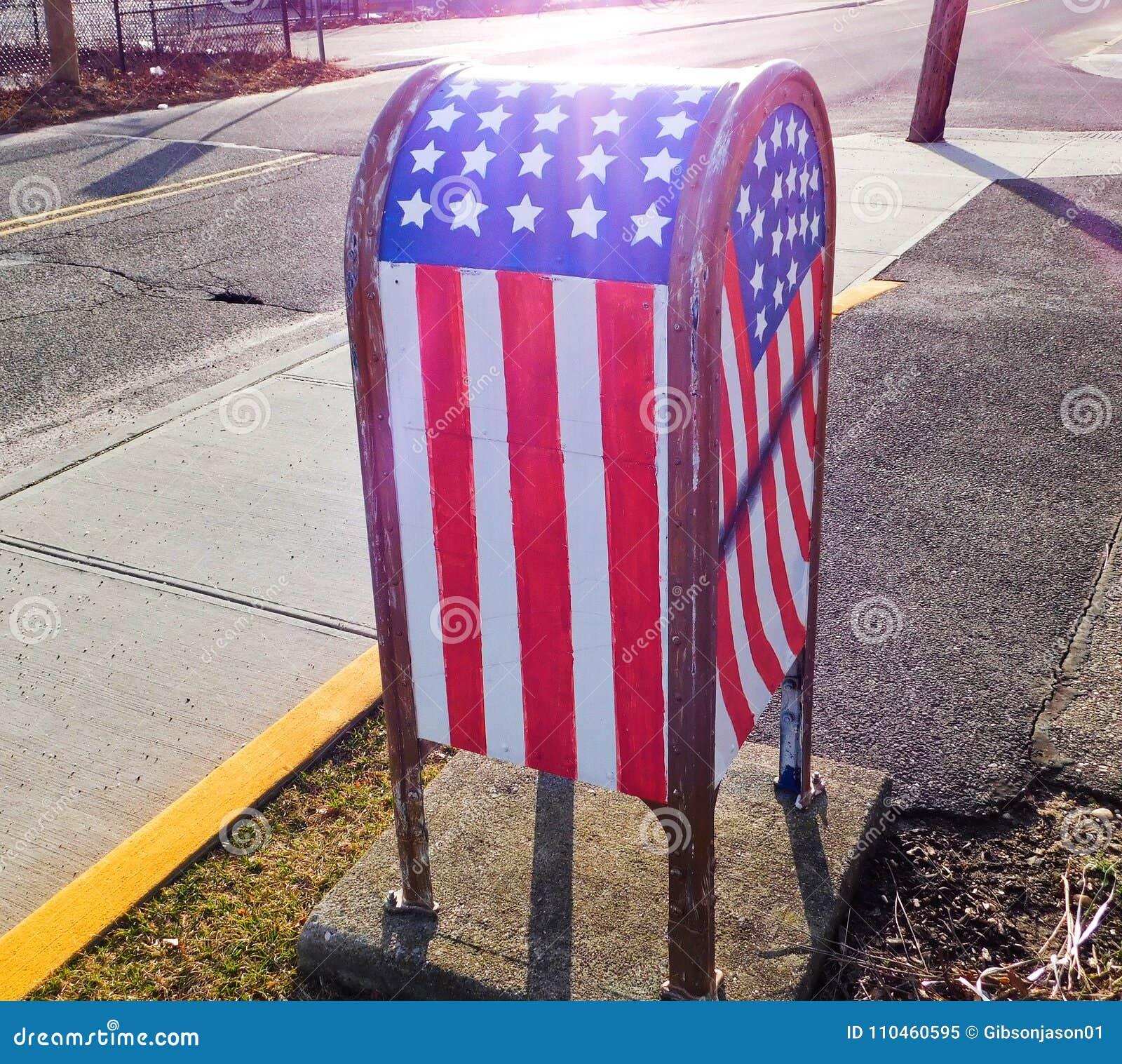 En insättning för uttröttade patrioter