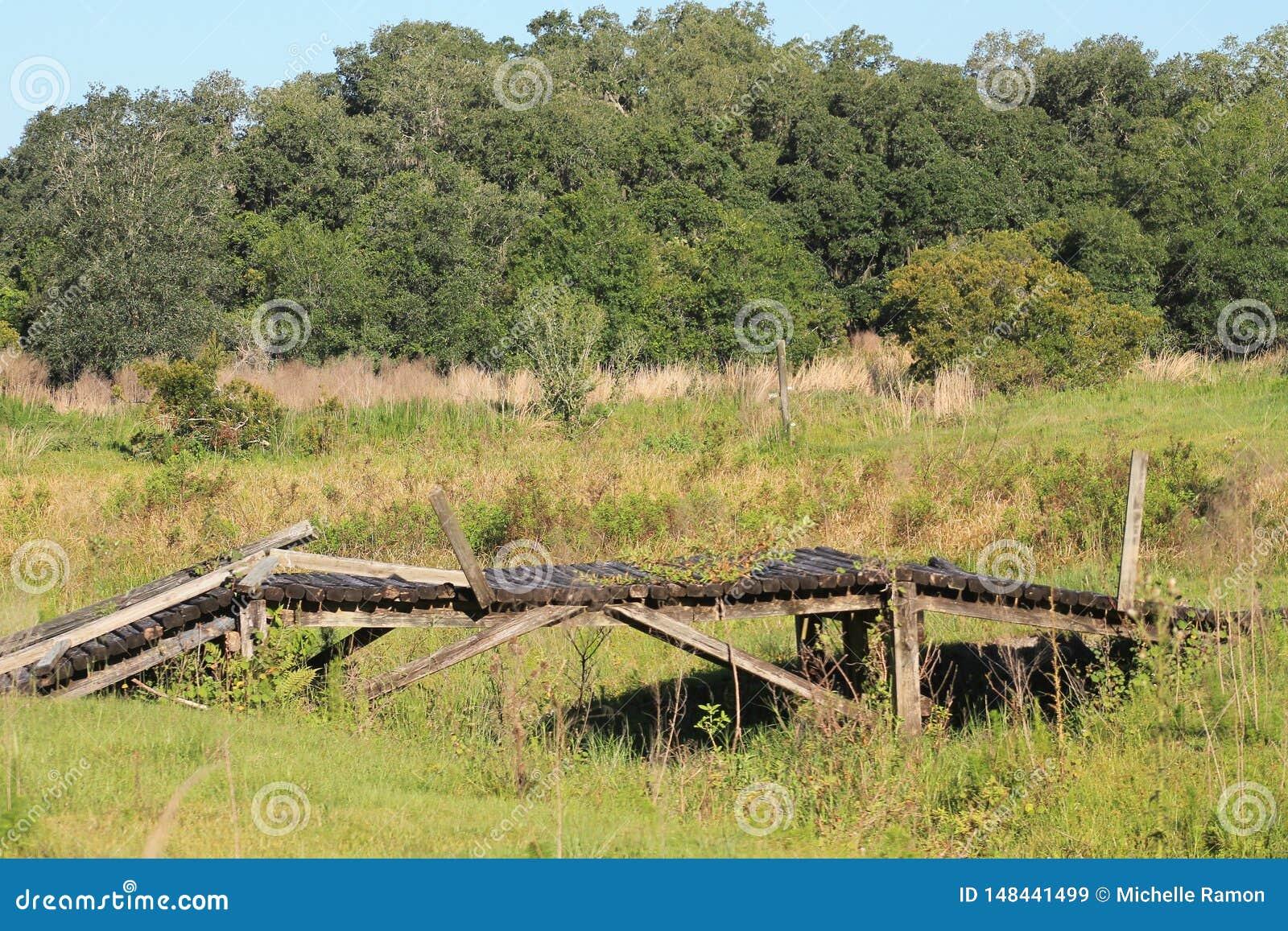 En inte-använd bro