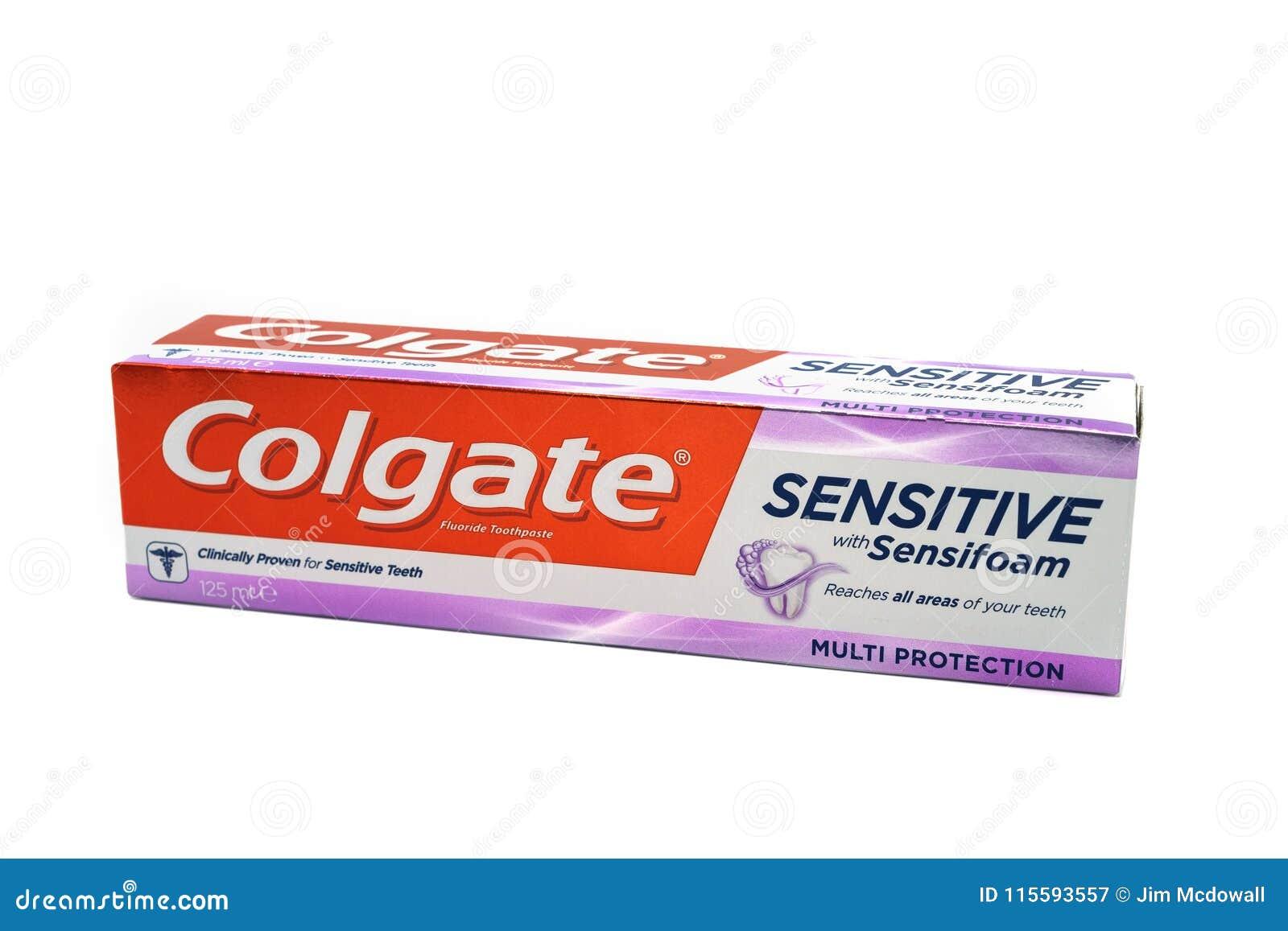 colgate tandkräm innehåll