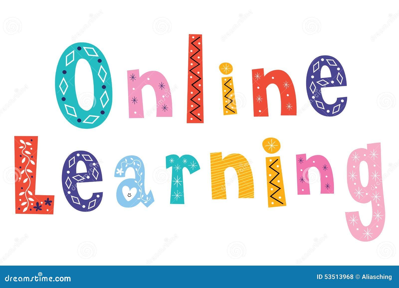 En línea aprendiendo