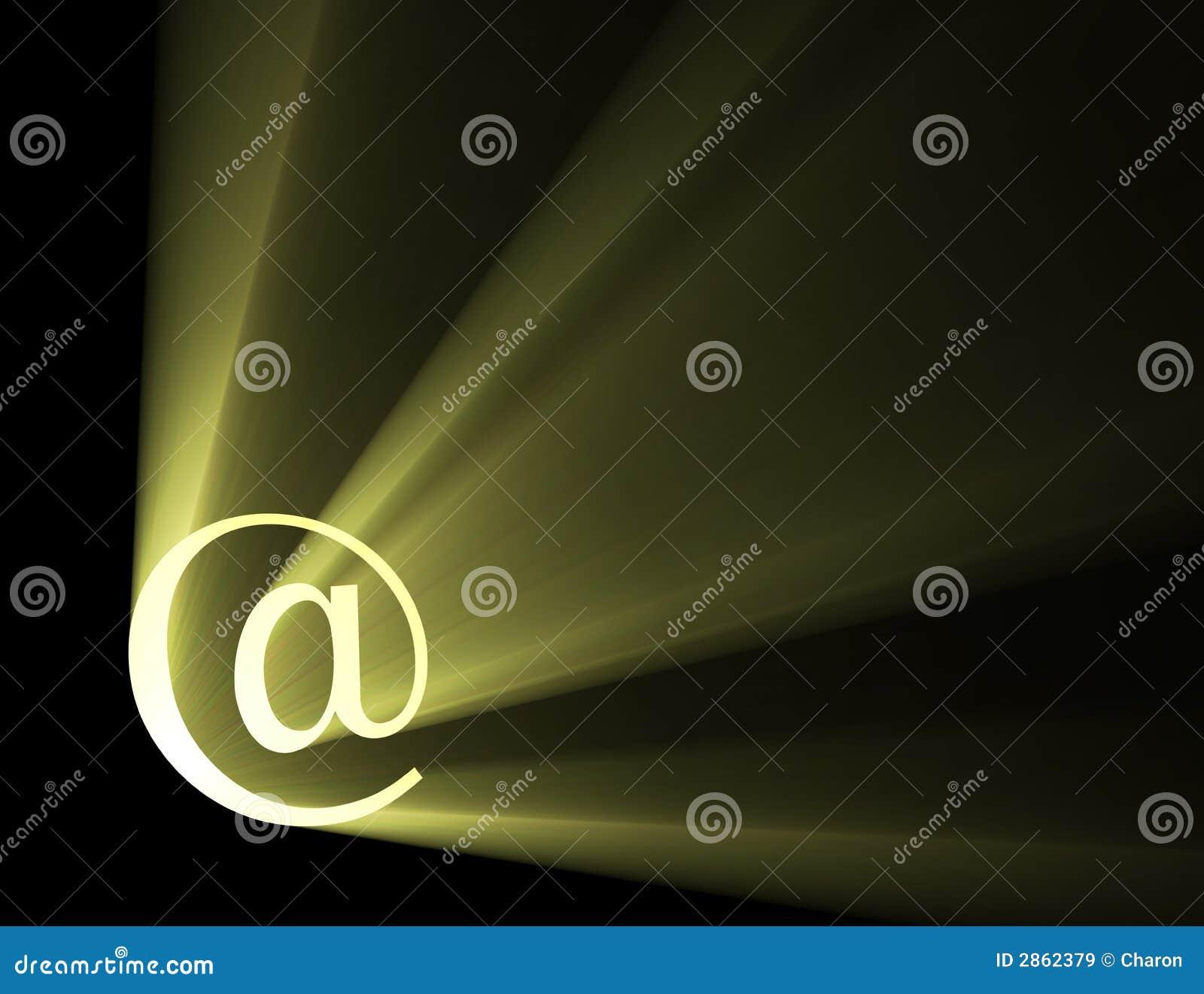En la flama de la luz de la carta de la muestra