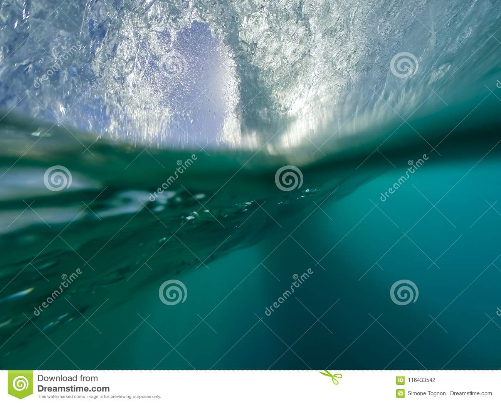 En la onda