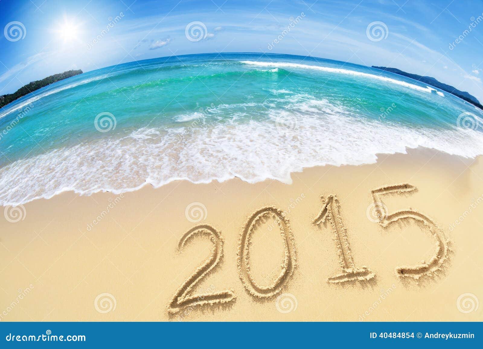 2015 en la playa de la arena foto de archivo imagen de for Arena de playa precio
