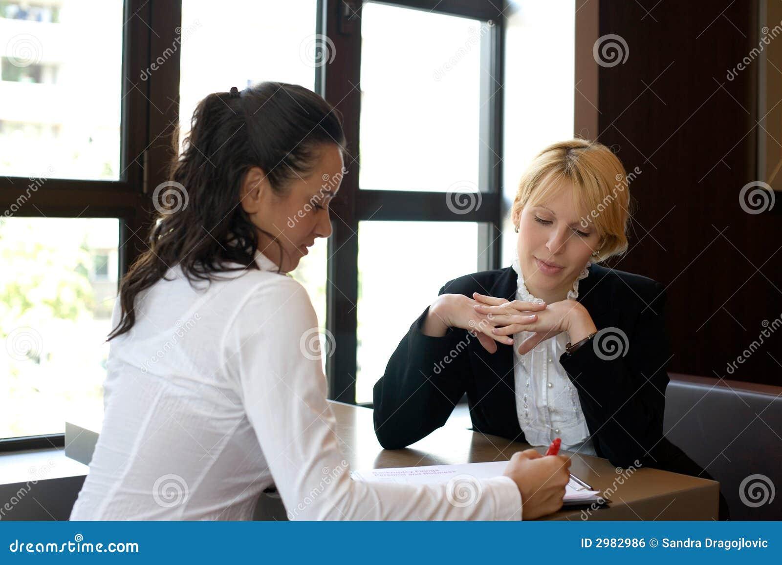 En la reunión