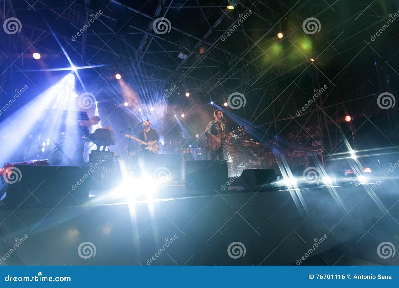 En levande konsert