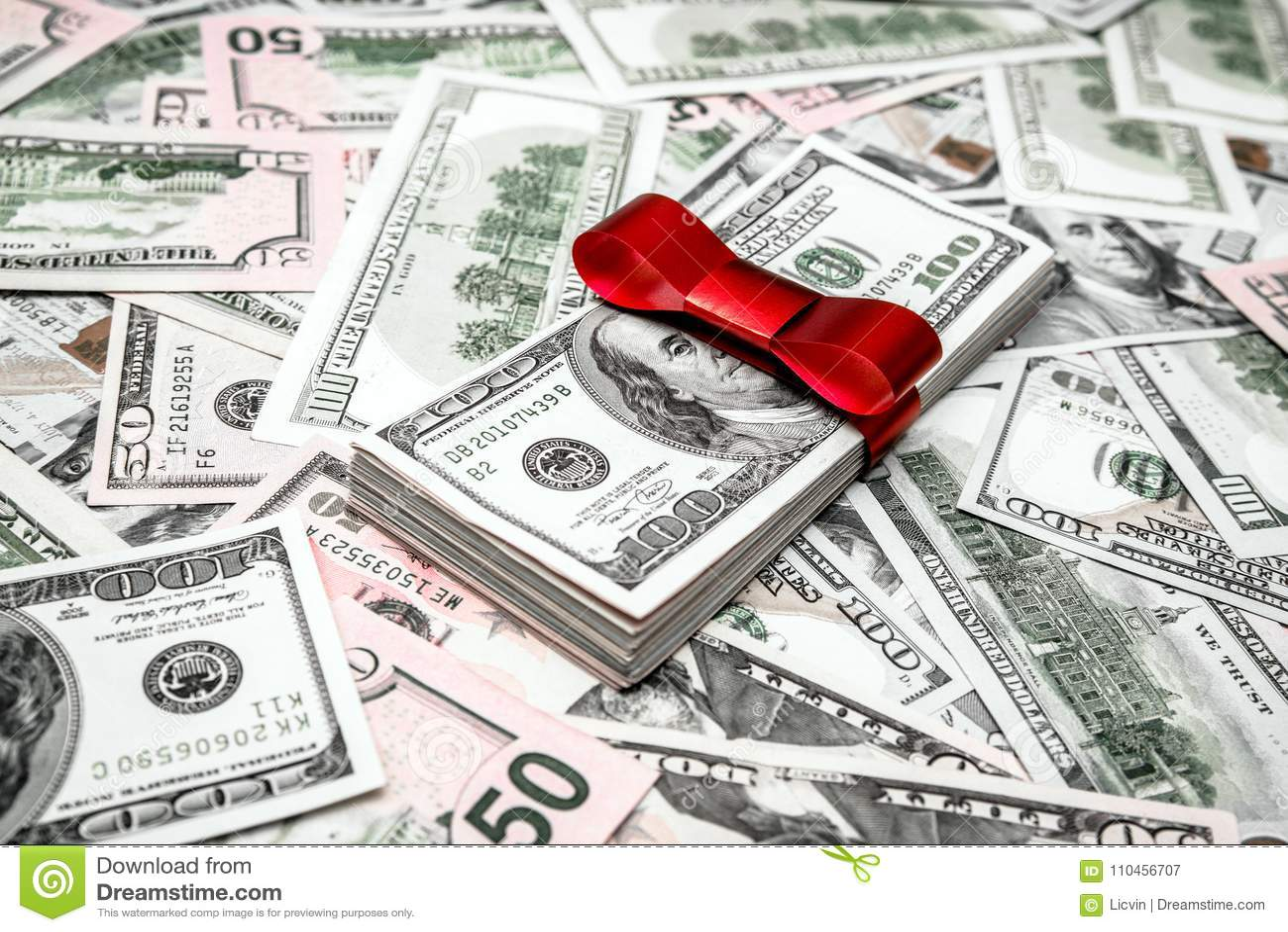 En en massa lögner USA-valutan