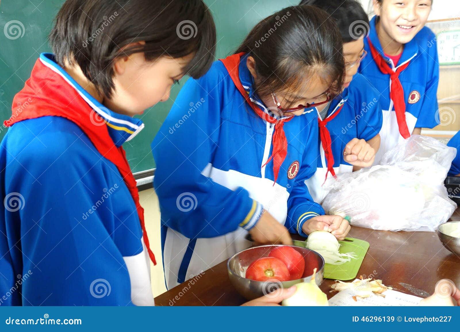 En matlagninggrupp