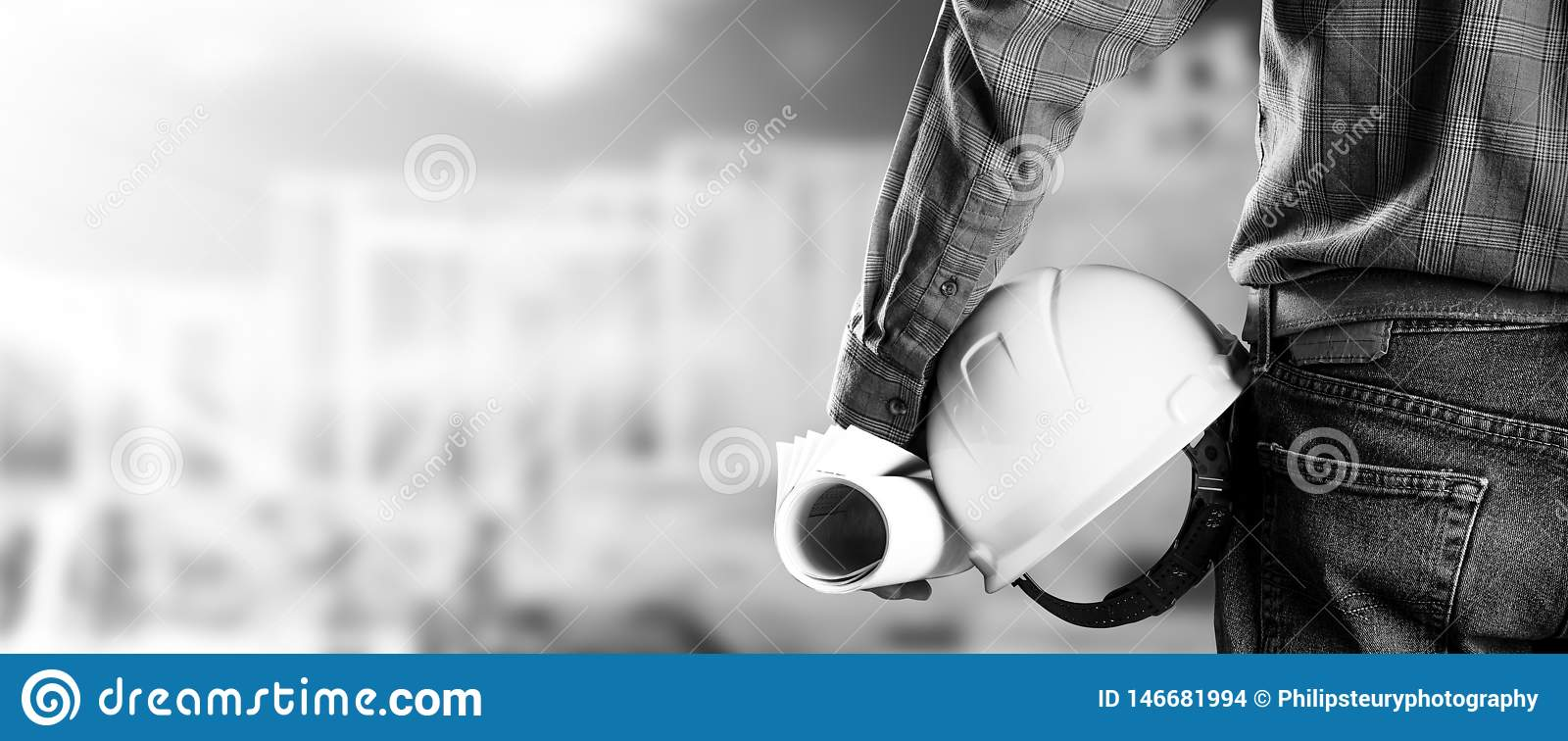 En plats f?r byggnadsarbetare-/ordf?randeAt A konstruktion