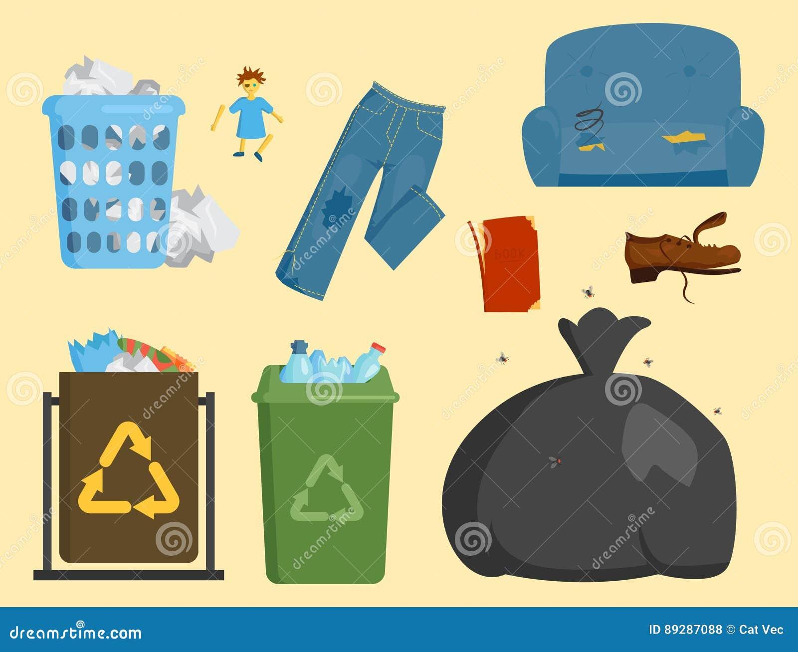 En réutilisant l industrie de gestion de pneus de sacs de déchets d éléments de déchets utilisez le concept et l écologie de déch