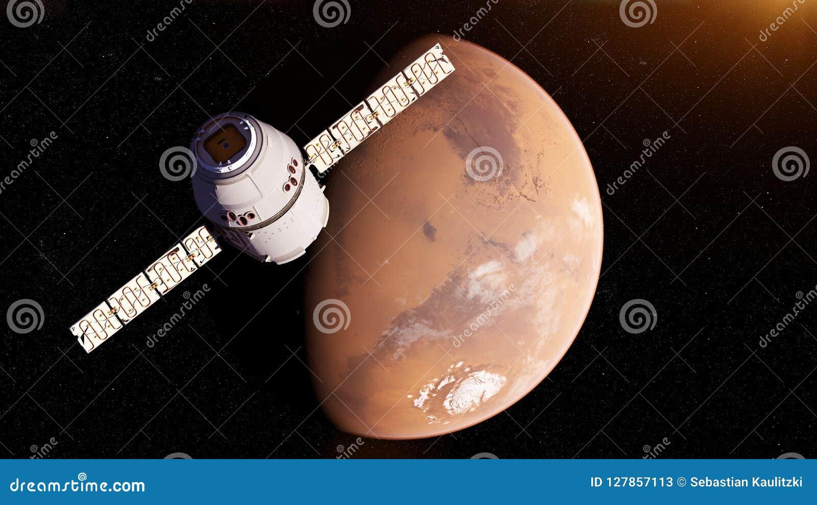 En satellit