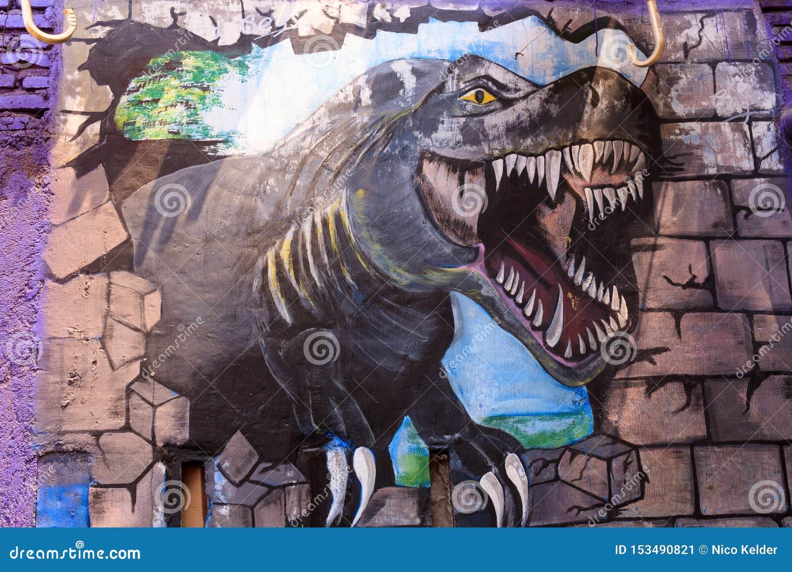 En septiembre de 2018 Street Art en Kampung Warna Warni Jodipan Malang, Indonesia
