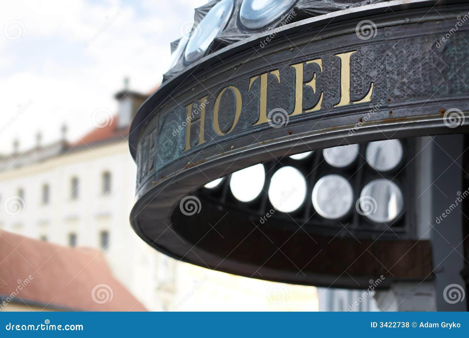 En-tête d hôtel