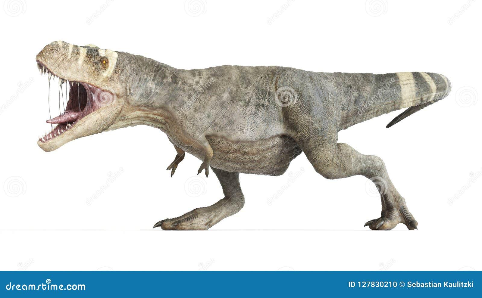 En t-rex
