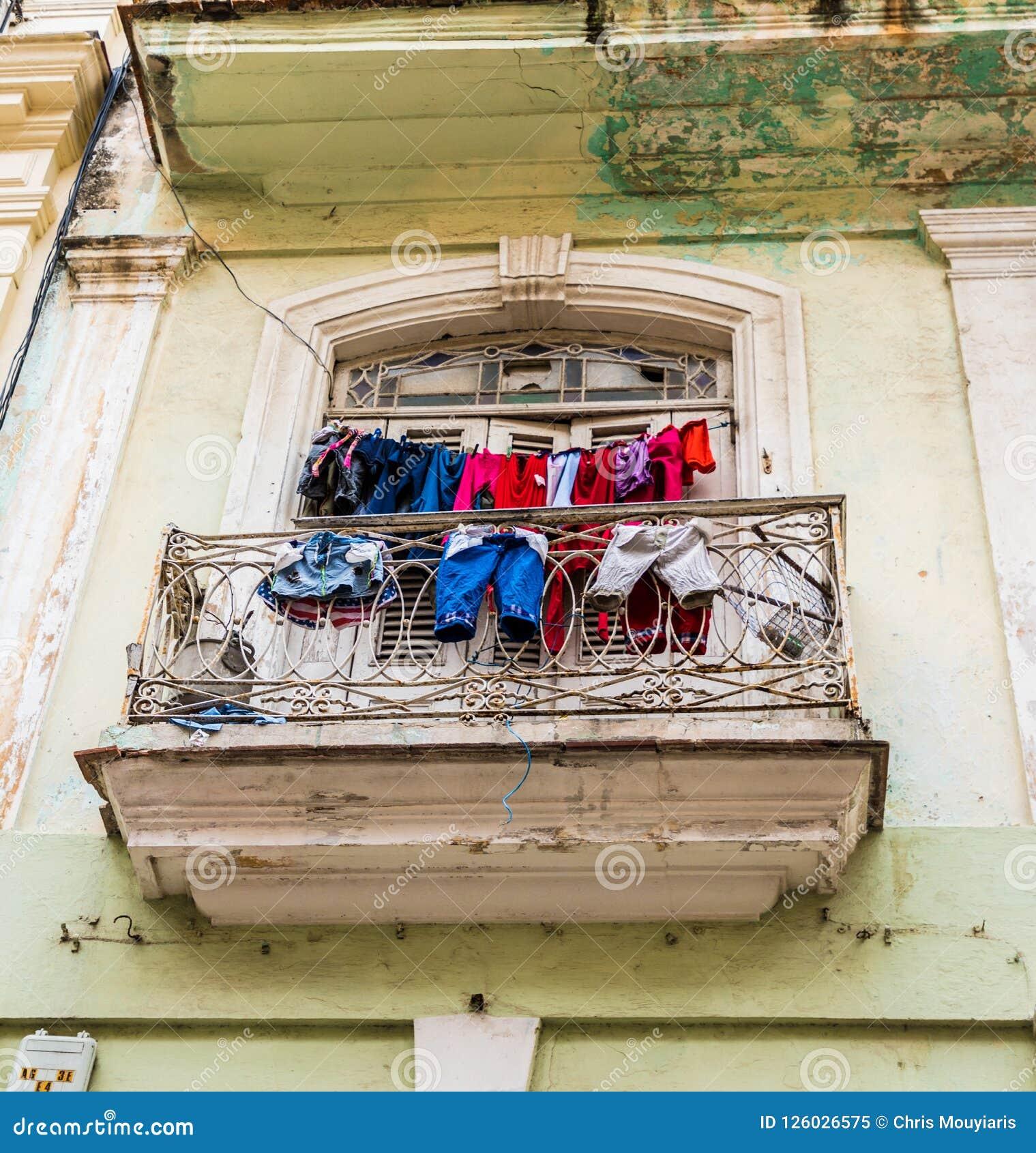 En typisk sikt i havannacigarr i Kuba