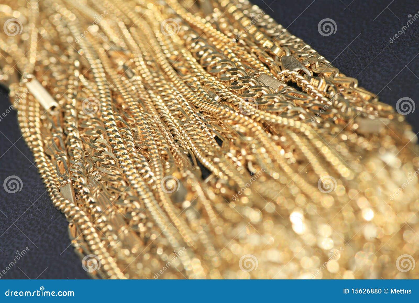 Encadenamientos del oro