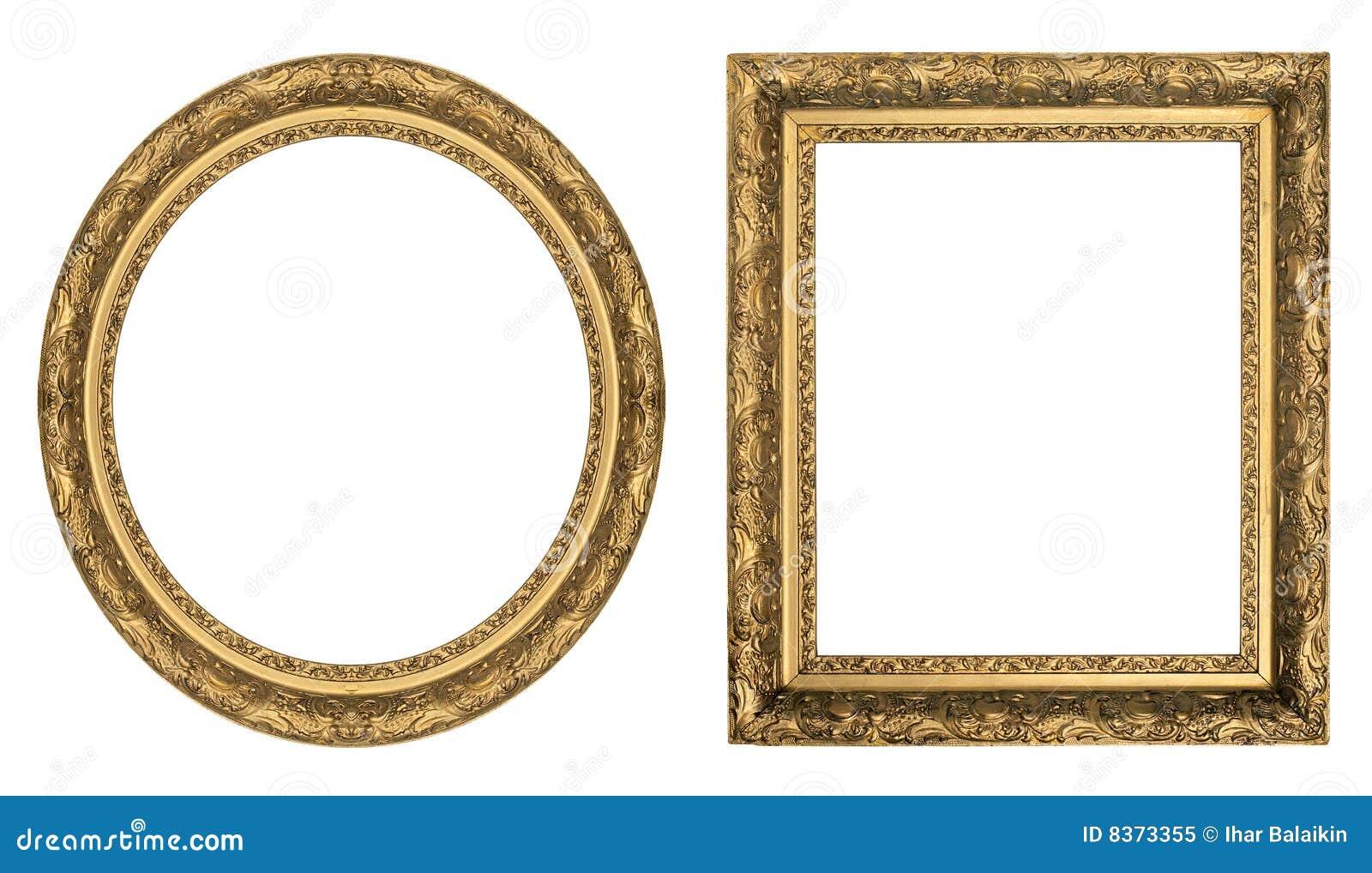 Encadre l illustration d or