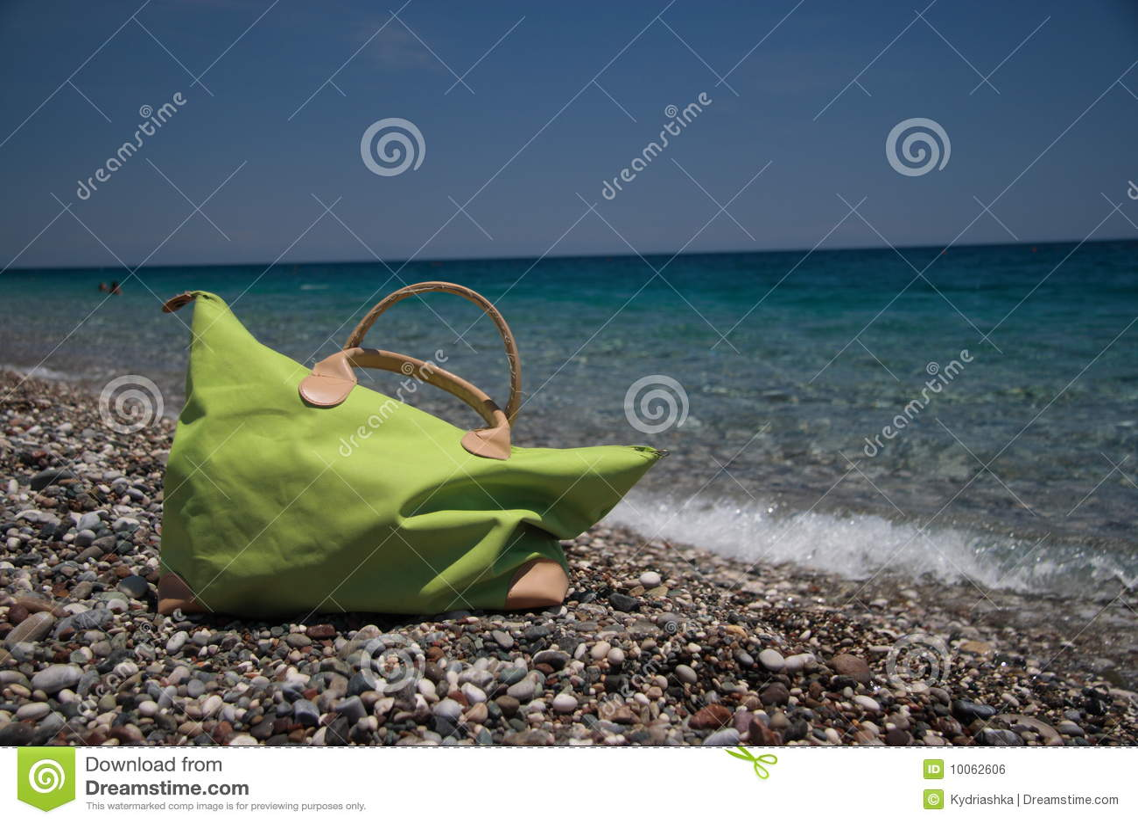 Encalhe o saco, férias de verão