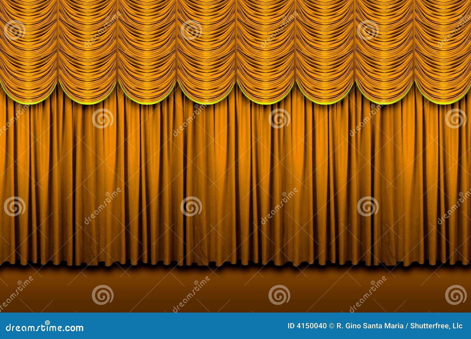 Encene cortinas