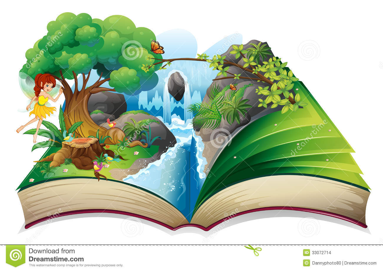 an enchanted book stock images image 33072714 Frog Illustration Cute Cartoon Frogs