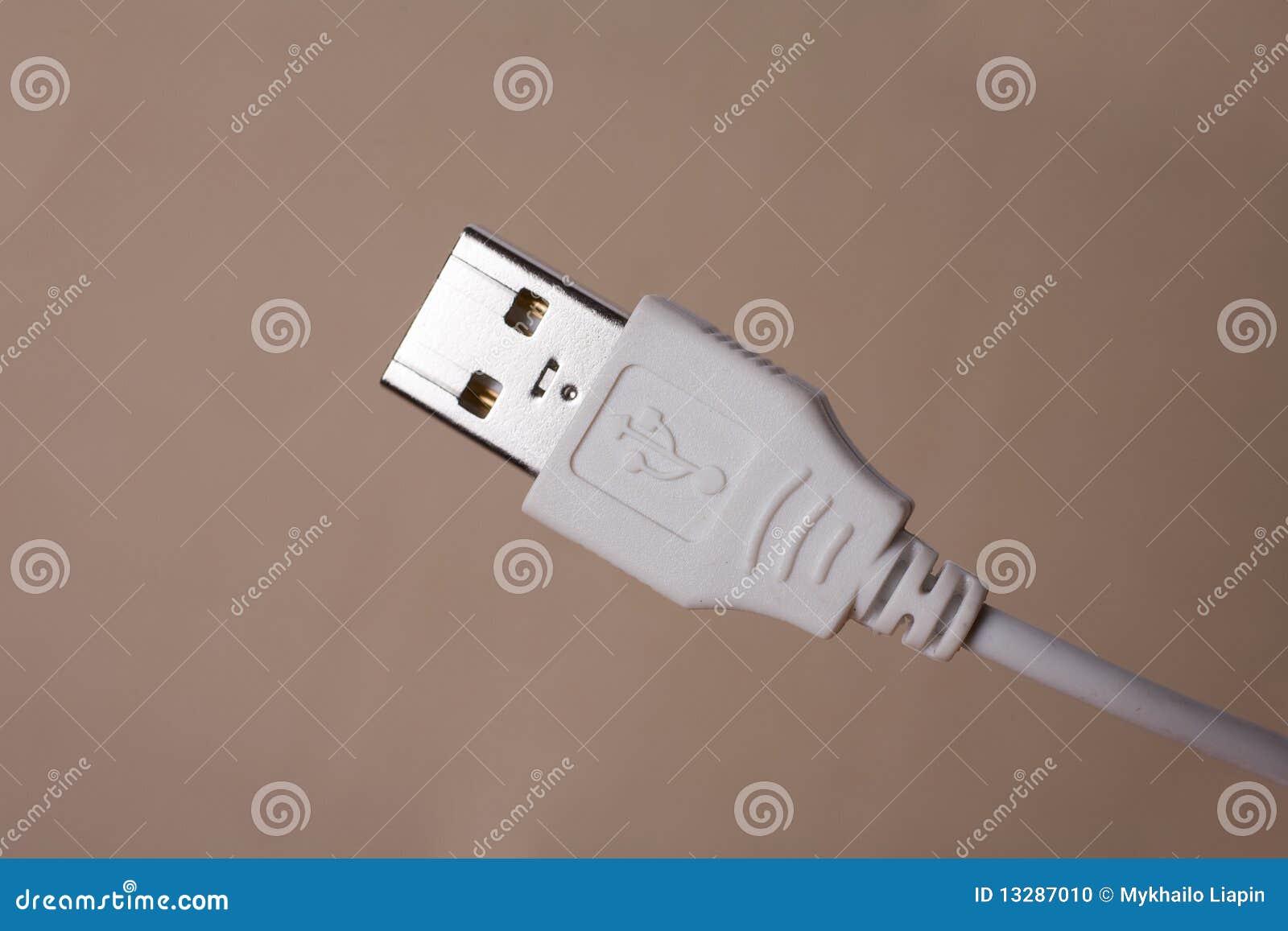 Enchufe del USB