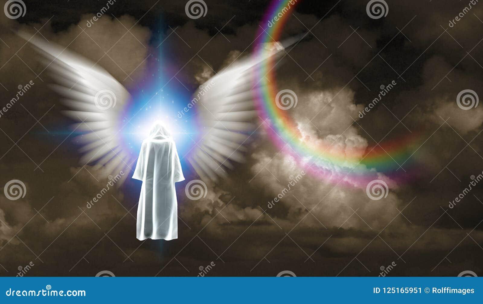 Encontrando o anjo