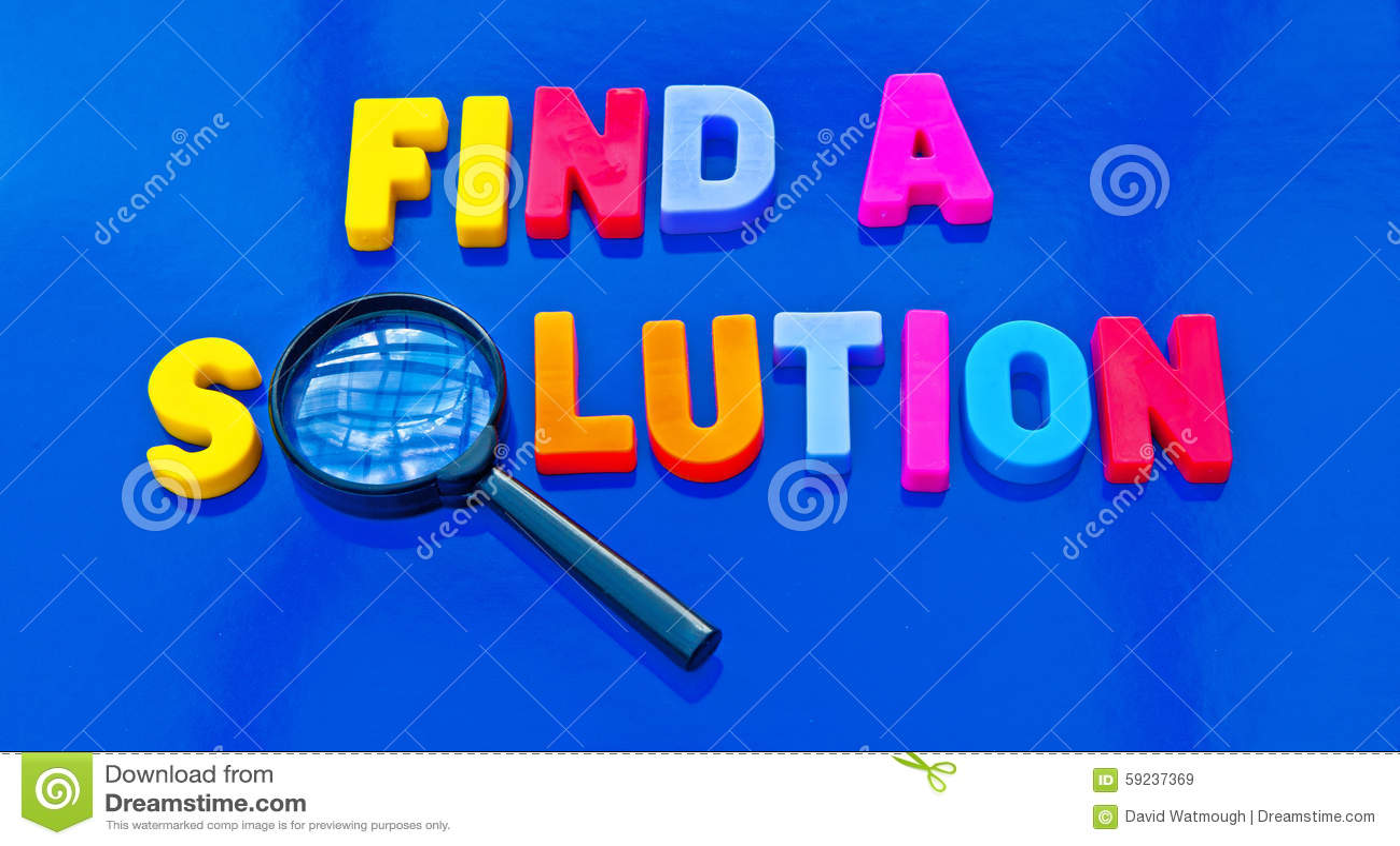 Encontre uma solução