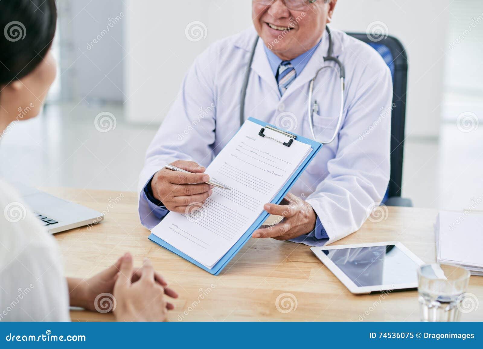 Encuesta médica