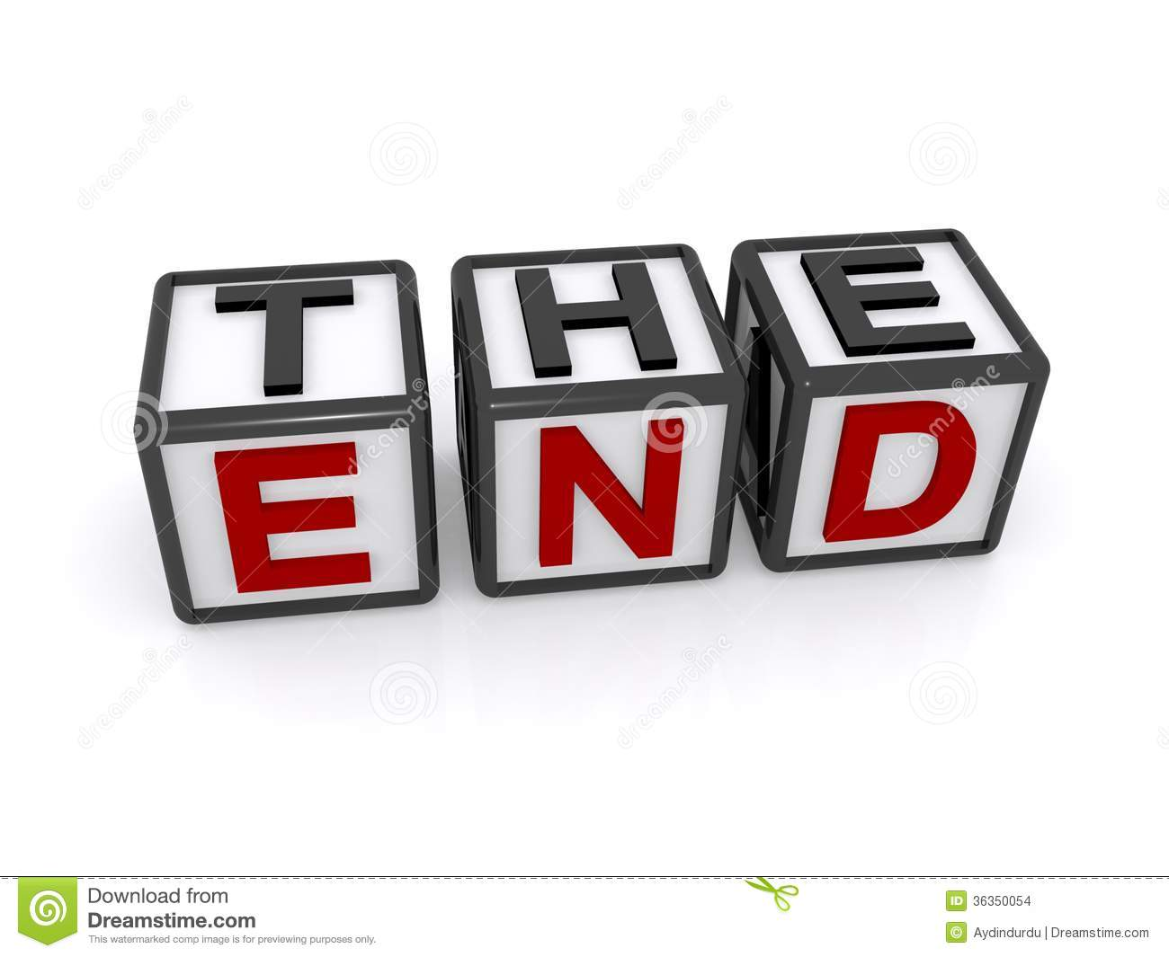 the end on cubes stock images image 36350054 storytime clipart graphics storytime clipart with a clear background