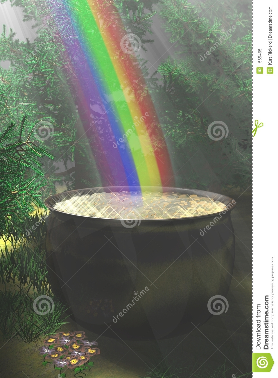 End Of The Rainbow