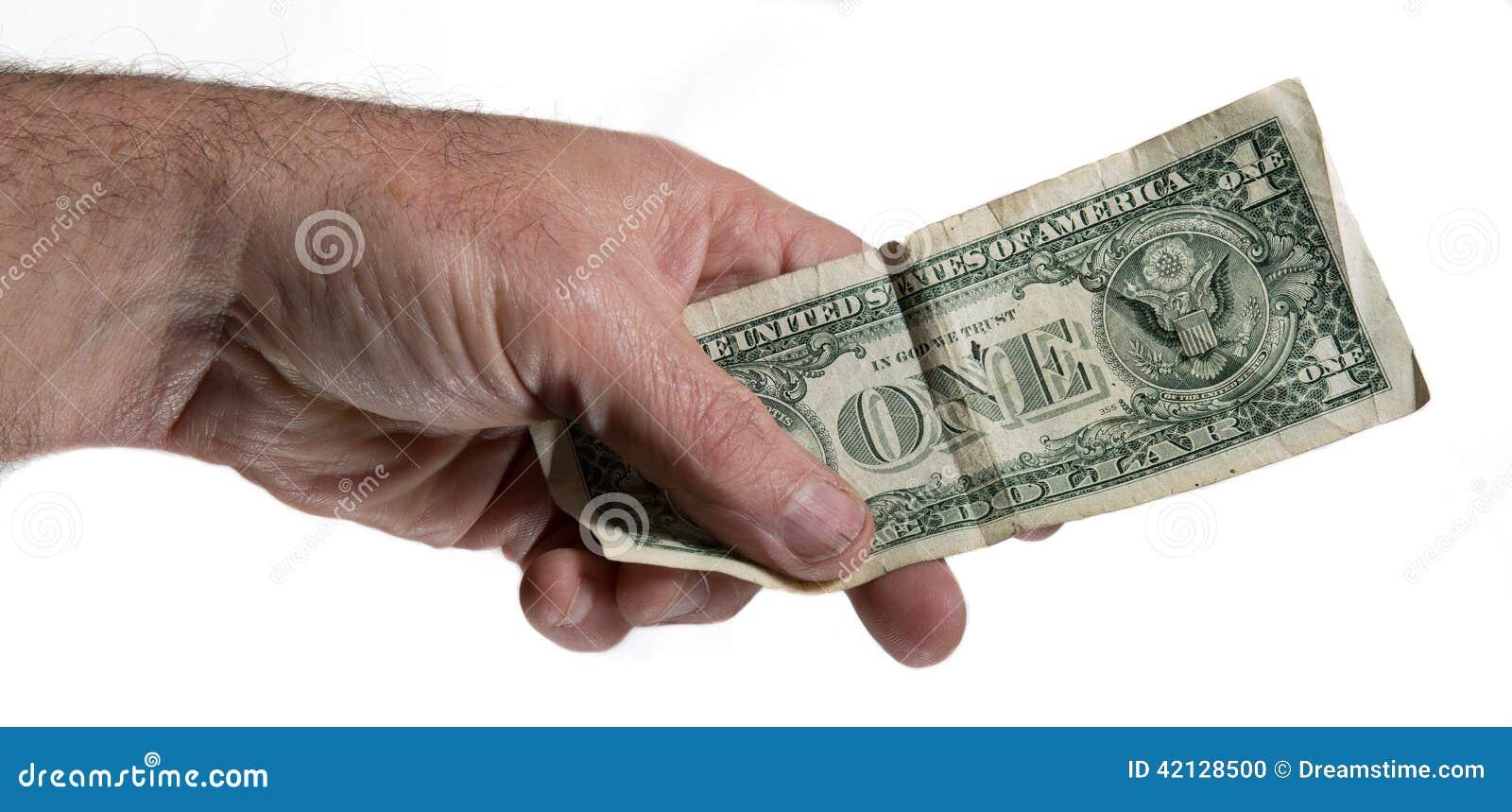 Endast en dollar
