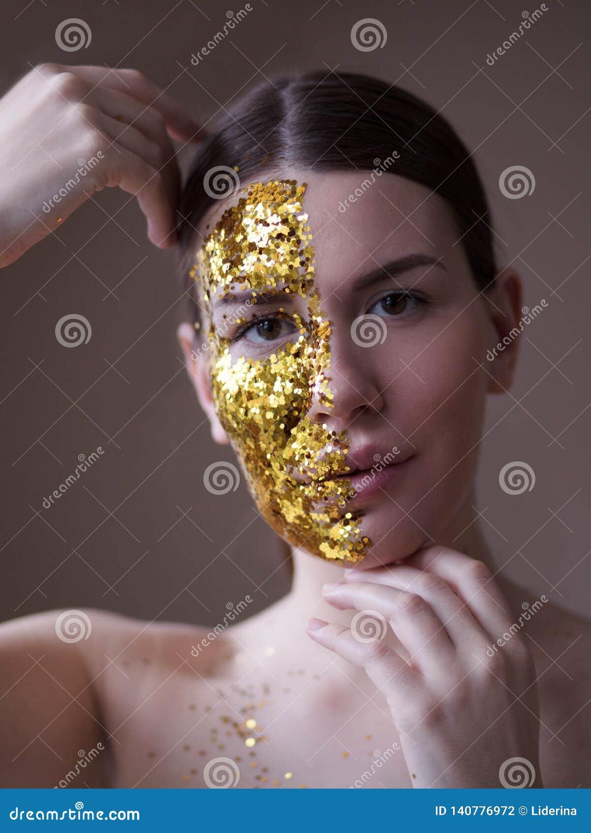 Endast guld-, är ingenting som är annat