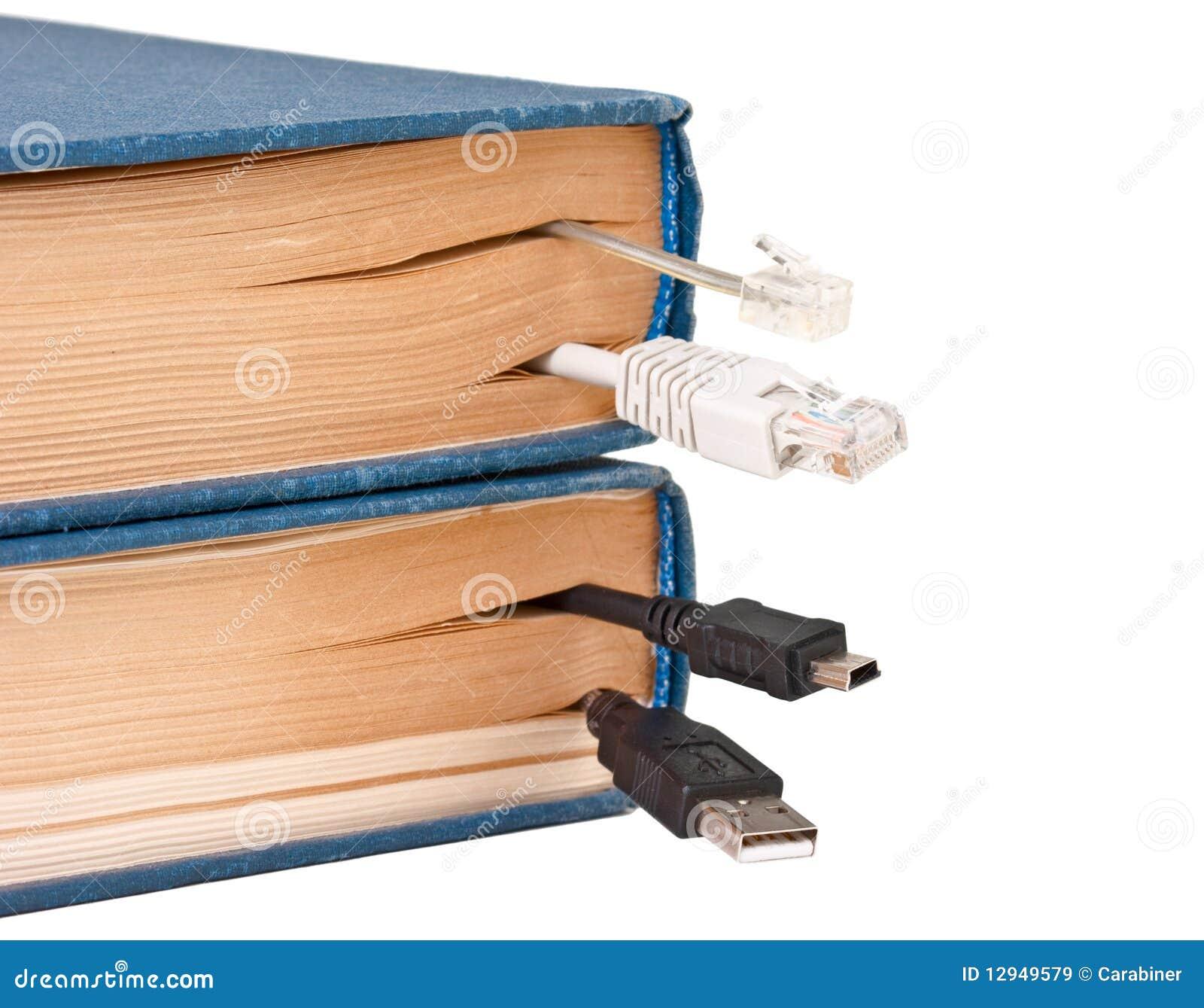 Endereço da Internet no livro