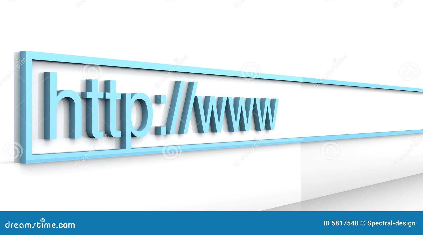 Endereço do Web